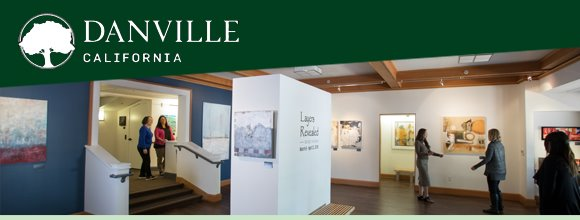 Danville Village Theatre Art Gallery