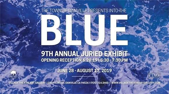 Into The Blue - Opening Reception June 28, 2019