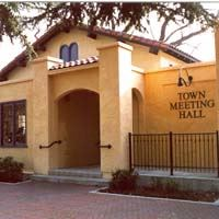 Facility Rentals - Town Meeting Hall