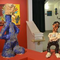 Recreation Arts and Community Services - Village Theatre Art Gallery