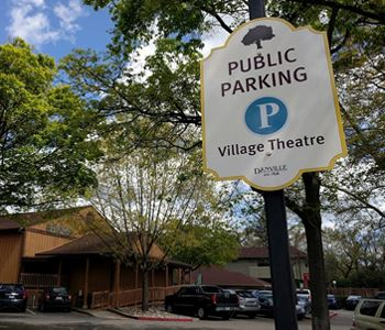 Village Theatre Parking Lot