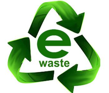 Electronic Recycling Symbol