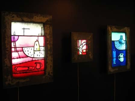 The Light Fantastic: Contemporary Irish Stained Glass