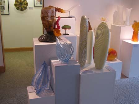 2011 - Finding Balance: Glass Art in the Bay Area