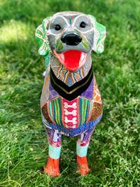 Dogs of Danville Sculpture - Sir Labra Doodle 2