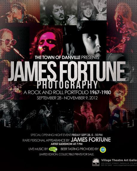 2012 - James Fortune