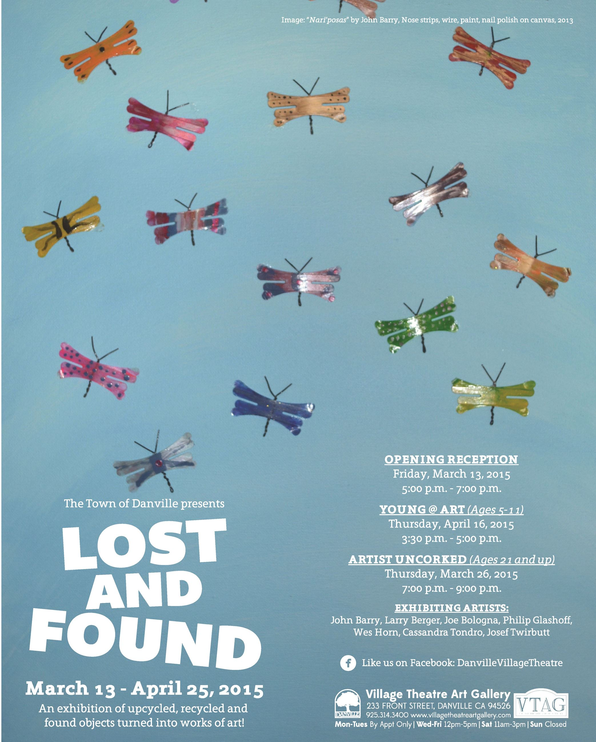 2015 - Lost and Found
