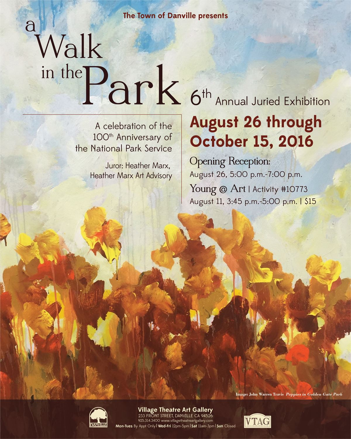 2016 - A Walk in the Park