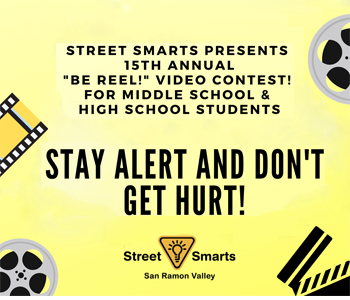 Street Smarts presents the 15th annual video contest for middle school and high school students - St