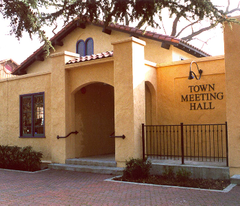 Danville Town Meeting Hall