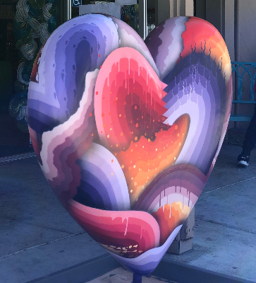 Heart Created by Ricky Watts