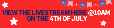 View the Livestream here @10 AM on the 4th July