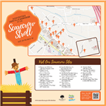 Scarecrow Stroll Map