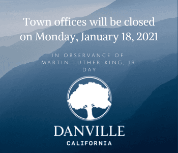 Town Offices Closed Monday, January 18, 2021 in Observance of  Martin Luther King, Jr. Day