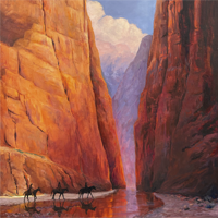 LaRhee Webster, Canyon Riders