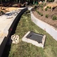 Clean Water Program - Bioretention Basin