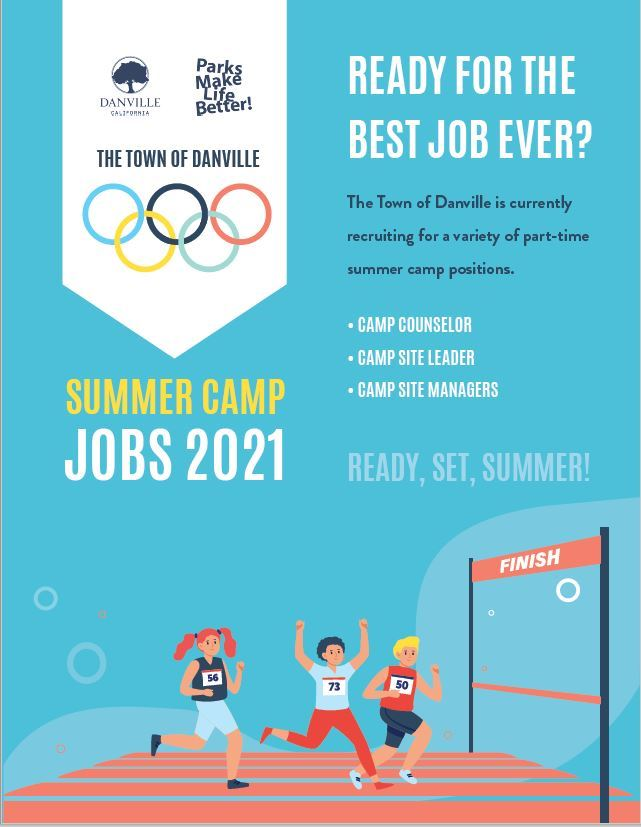Summer Camp Jobs 2021